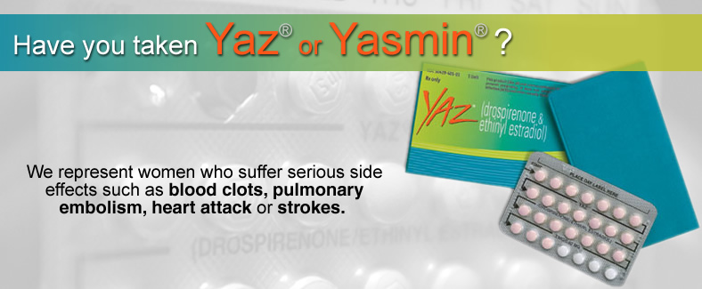 Yaz or Yasmin Lawsuit - Heart Attack