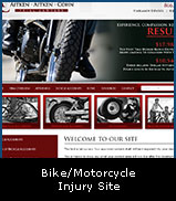 Bike / Motorcycle Accident Site